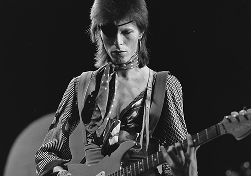 Ch-Ch-Ch-Changes: David Bowie as Transcendent Rock Star
